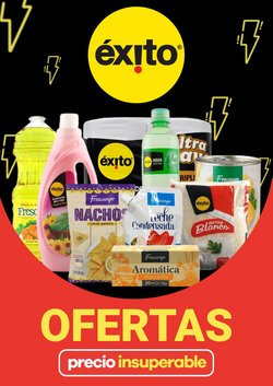 Catálogo Éxito en Bogotá ( Publicado hoy )