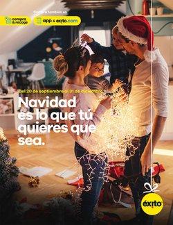 Catálogo Éxito en Bogotá ( Más de un mes )