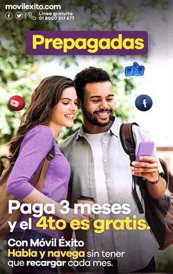 Catálogo Éxito en Bucaramanga ( Caducado )