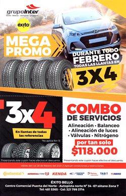 Ofertas de Supermercados en el catálogo de Éxito en Girón ( Caduca hoy )