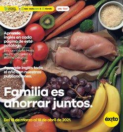 Catálogo Éxito en Medellín ( Vence mañana )