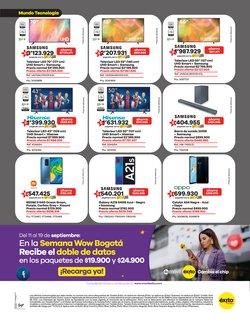Ofertas de Samsung en el catálogo de Éxito ( 3 días más)