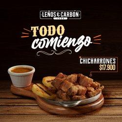 Ofertas de Restaurantes en el catálogo de Leños & Carbón ( 3 días más)
