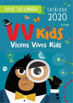 Ofertas de Libros y ocio en el catálogo de Vicens Vives en Cúcuta ( Más de un mes )