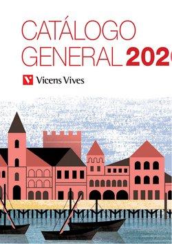 Ofertas de Libros y ocio en el catálogo de Vicens Vives en Chía ( Más de un mes )
