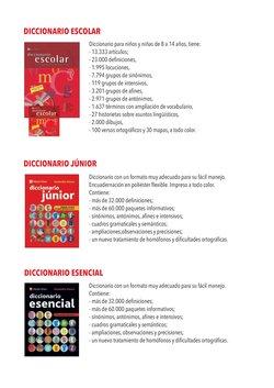 Ofertas de Diccionarios en Vicens Vives