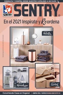 Ofertas de Hogar y muebles en el catálogo de Home Sentry en Soledad ( Caduca hoy )