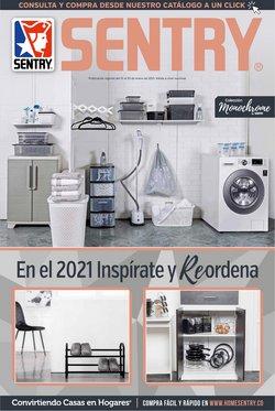 Ofertas de Hogar y muebles en el catálogo de Home Sentry en Chinchiná ( Caduca hoy )