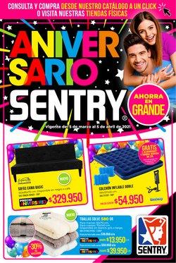 Catálogo Home Sentry en Bogotá ( Caducado )