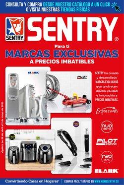 Ofertas de Hogar y muebles en el catálogo de Home Sentry en Madrid ( 12 días más )