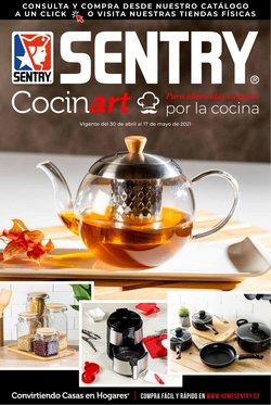Catálogo Home Sentry ( 10 días más)