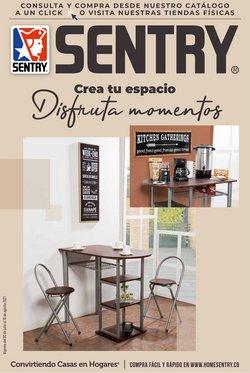 Ofertas de Hogar y muebles en el catálogo de Home Sentry ( 11 días más)