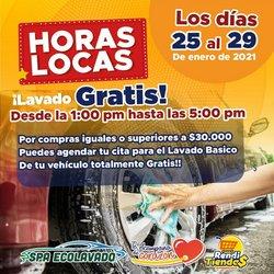 Ofertas de Supermercados en el catálogo de El Rendidor en San Martín Meta ( 2 días más )