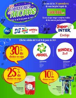 Catálogo Super Inter ( 8 días más)