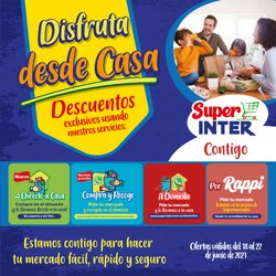 Catálogo Super Inter ( Vence mañana)