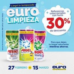 Catálogo Euro Supermercados ( 7 días más )