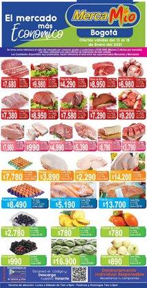 Catálogo MercaMío en Soacha ( Caduca hoy )