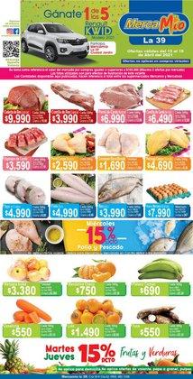 Catálogo MercaMío en Yumbo ( Vence mañana )