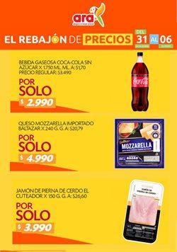 Catálogo Ara en Barranquilla ( Caducado )