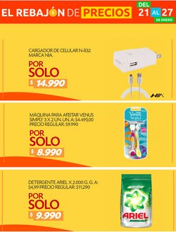 Ofertas de Supermercados en el catálogo de Ara en Fusagasugá ( Publicado ayer )