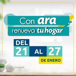 Ofertas de Supermercados en el catálogo de Ara en Cartago ( 2 días más )