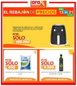 Ofertas de Supermercados en el catálogo de Ara en Barranquilla ( 3 días más )