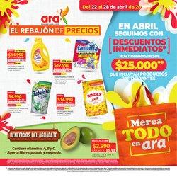 Catálogo Ara en Bogotá ( Publicado hoy )