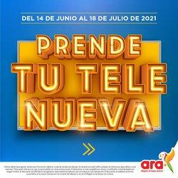 Ofertas de Supermercados en el catálogo de Ara ( 27 días más)