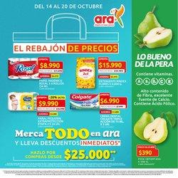 Ofertas de Supermercados en el catálogo de Ara ( 3 días más)