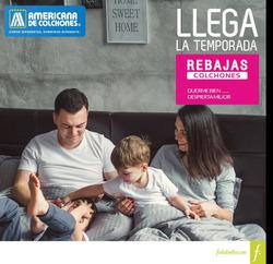 Ofertas de Americana de Colchones  en el catálogo de Bogotá