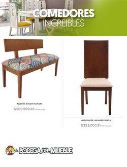 Ofertas de Hogar y muebles en el catálogo de Bodega del Mueble en Barranquilla ( Publicado ayer )