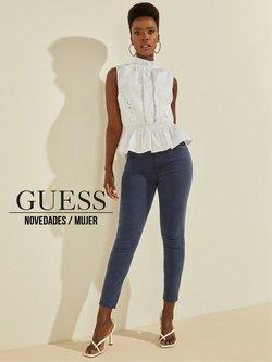 Ofertas de Guess en el catálogo de Guess ( Más de un mes)