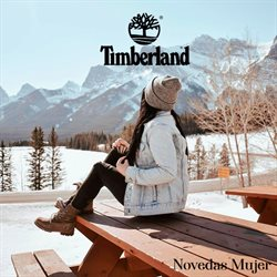Catálogo Timberland ( 3 días más )