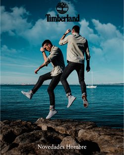 Catálogo Timberland ( 10 días más )
