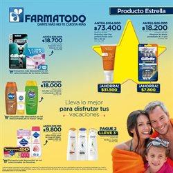 Catálogo FarmaTodo en Soledad ( Caducado )