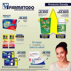 Catálogo FarmaTodo en Barranquilla ( Caducado )