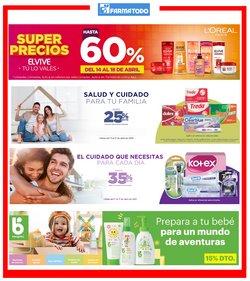 Catálogo FarmaTodo en Cartagena ( Caducado )