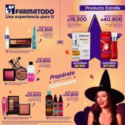 Ofertas de FarmaTodo en el catálogo de FarmaTodo ( 2 días más)