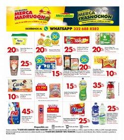 Ofertas de Supermercados en el catálogo de Mercaldas ( Vence mañana)