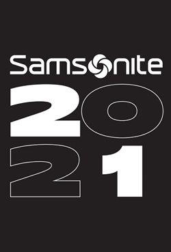 Ofertas de Samsonite en el catálogo de Samsonite ( Más de un mes)