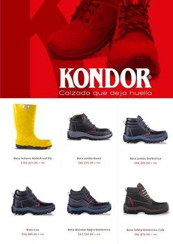 Catálogo Calzado Kondor ( Caducado )