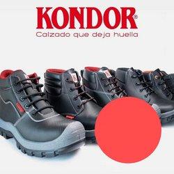 Catálogo Calzado Kondor ( 2 días más )