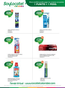 Ofertas de Crema dental en Locatel