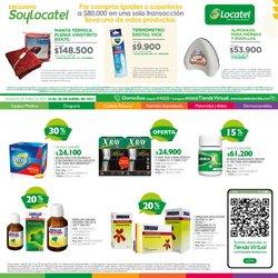 Catálogo Locatel en Cartagena ( 9 días más )