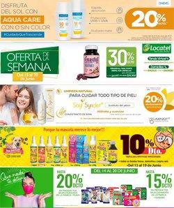 Ofertas de Farmacia, droguería y óptica en el catálogo de Locatel ( Publicado ayer)
