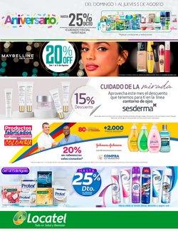 Ofertas de Farmacia, droguería y óptica en el catálogo de Locatel ( Publicado hoy)