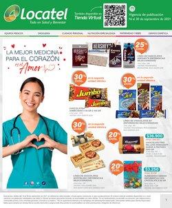 Ofertas de Locatel en el catálogo de Locatel ( 7 días más)