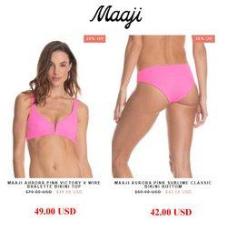 Catálogo Maaji ( 3 días más)