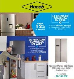 Catálogo Haceb ( Publicado ayer)
