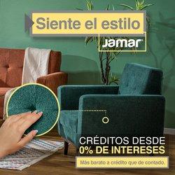 Ofertas de Hogar y muebles en el catálogo de Muebles Jamar en Bucaramanga ( Caduca hoy )